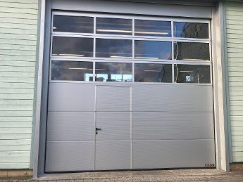 HÖRMANN-APU-Werkstatttor