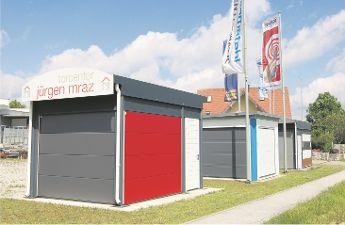 Mustertor-Ausstellung in Meilenhofen
